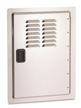Fire Magic 23920-1-S Legacy 14 Inch Single Access Door With Louvers