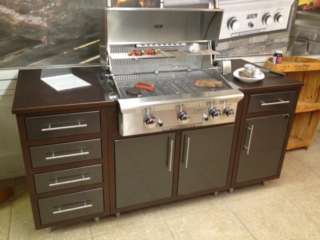 image 1 - Prefab Outdoor Kitchen