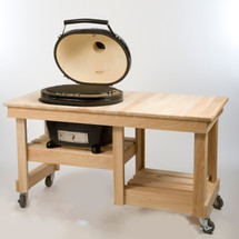 Primo PRM612 Cypress Table For Oval XL400 Grill