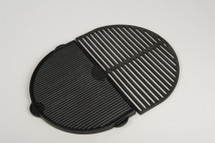 Primo PRM362 Cast Iron Griddle For Oval JR 200 Grill