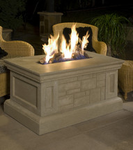 AFD650 Rectangular Fire Pit