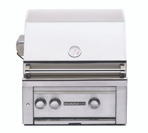 Sedona By Lynx L400R 24-Inch Built-In BBQ Gas Grill With Two Stainless Steel Burners & Rotisserie