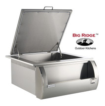 Fire Magic 3596A Echelon Diamond Built-In Refreshment Center