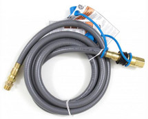 Blaze BLZ-NG-HOSE 10 Ft. Natural Gas Hose With Quick Disconnect