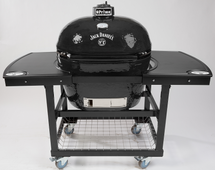 Primo PRC900911 Jack Daniels Special Edition Primo XL Smoker BBQ Grill And Cart Package