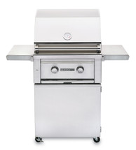 Sedona By Lynx L400F 24-Inch Freestanding Gas Grill With Two Stainless Steel Burners