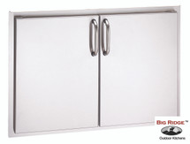 Fire Magic 33930S Select 30 Inch Double Access Doors