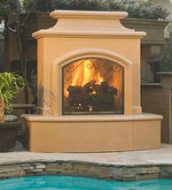 AFD073 Mariposa Outdoor Premium Fireplace