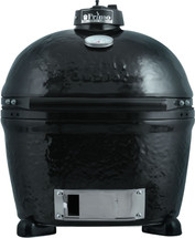 Primo PRM774 Oval JR200 Junior Smoker BBQ Grill