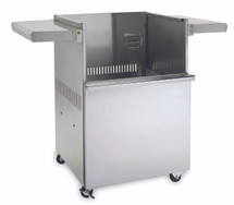 "Sedona By Lynx L400CART Stainless Steel Cart For L400 24"" Gas BBQ Grill"