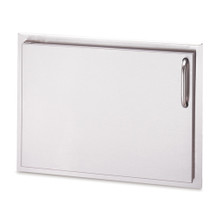Fire Magic 33917-SL Select 24 Inch Horizontal Left-Hinged Single Access Door