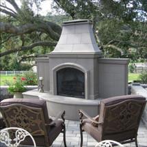AFD818 Grand Phoenix Outdoor Premium Fireplace