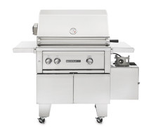 Sedona By Lynx L500ADAR 30-Inch ADA Compliant Freestanding Gas Grill With One Infrared ProSear Burner, One Stainless Steel Burner, & Rotisserie