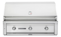 Sedona By Lynx L700 42-Inch Gas Grill - Built-In BBQ Gas With Three Stainless Steel Burners