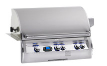 Fire Magic E790i-4E1N Echelon Diamond 36-Inch Built In Grill With Rotisserie Back Burners