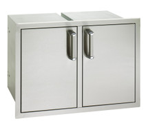Fire Magic 53930S-22 Premium Flush Mount 30 Inch Cabinet With 2 Dual Drawers