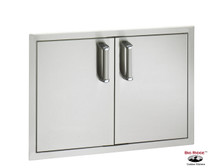 Fire Magic 53930S Premium Flush Mount 30x20 Inch Double Access Doors