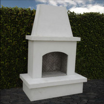 AFD040 Contractor's Model Outdoor Fireplace