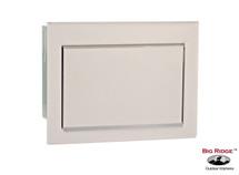 Fire Magic 53812 Premium Flush Mount Paper Towel Holder