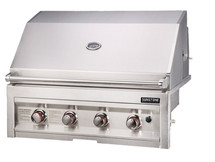 "SUN4B-LP Sunstone 4 Burner 34"" Grill"