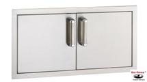 Fire Magic 53934SC Premium Flush Mount 30 X 14 Double Access Doors (Reduced Height)