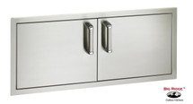 Fire Magic 53938SC Premium Flush Mount 38 Inch Double Access Doors (Reduced Height)