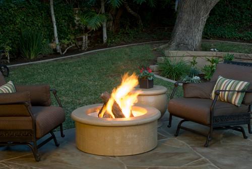 Afd681 El Dorado Round Fire Pit Big Ridge Outdoor Kitchens