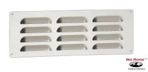 Fire Magic 5510-01 Stainless Venting Panel, Louvered