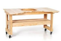 Primo PRM600 Cypress Table For Oval XL400 Grill