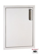 Fire Magic 53920SC-L Premium Flush Mount Vertical 14 Inch Left Hinged Single Access Door