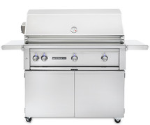Sedona By Lynx L600FR 36-Inch Freestanding Gas Grill With Three Stainless Steel Burners & Rotisserie