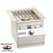 Fire Magic 3279L-1 Aurora Built-In Gas Single Side Burner
