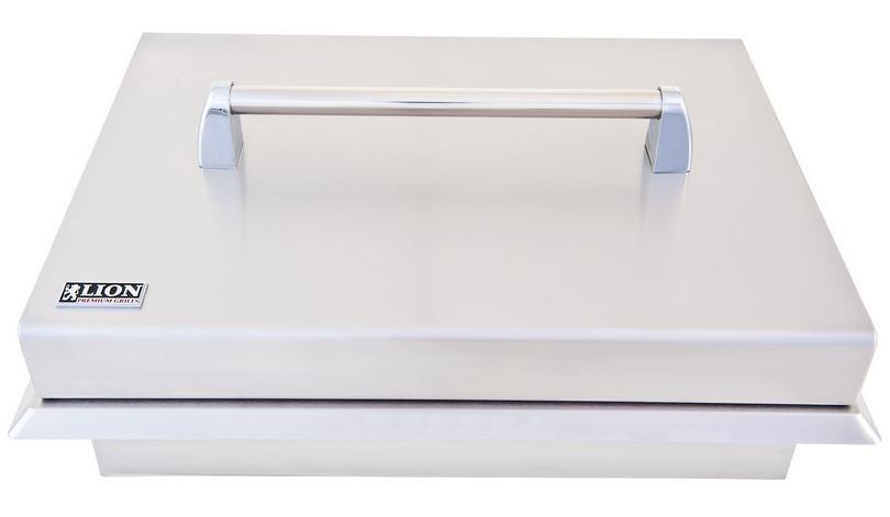 Lion L1707 Or L1634 Stainless Steel Drop-In Double Side