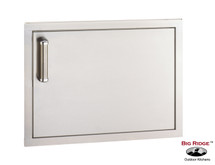 Fire Magic 53917-SR Premium Flush Mount 24 Inch Right Hinged Single Access Door