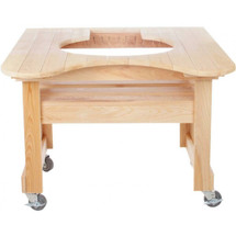 Primo PRM605 Cypress Table For Oval JR200 Grill