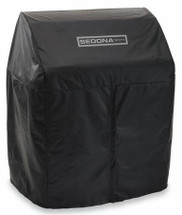 "Sedona By Lynx VC500F Vinyl Grill Cover For 30"" L500 Gas Grill On Cart"