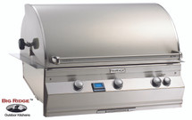 Fire Magic A790i-6EAN  Aurora Built In Grill With Rotisserie Back Burners