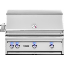 "Lynx Professional 36"" Built-In Grill with Rotisserie"