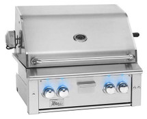 Summerset  ALT30-RB Alturi 30-Inch 2-Burner Built-In Propane Or Natural Gas Grill With Red Brass Burners & Rotisserie