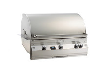 Fire Magic A790i-6E1N Aurora 36-Inch Built-In Propane Or Natural Gas Grill With Rotisserie