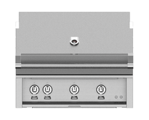 Hestan GABR36 36-Inch Built-In Stainless Steel Propane Or Natural Gas Grill With Rotisserie-Colors Also Available!