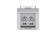 Hestan AGB122 Built-In Or Cart Mounted Natural Or Propane Gas Double Side Burner