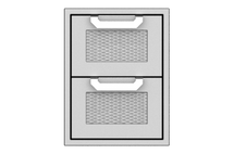 Hestan AGDR16 16-Inch Double Storage Drawers