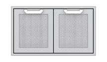 Hestan AGLP36 36-Inch Double Door Sealed Pantry