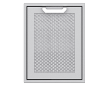 Hestan AGTRC20 20-Inch Roll-Out Trash And Recycle Center