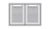 Hestan AGSD30 30-Inch Double Door Storage Cabinet