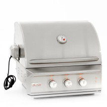 Blaze Professional BLZ-2PRO 27-Inch Built-In Natural Or Propane Gas Grill With Rear Infrared Burner