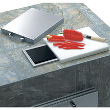 Lynx L18TS  Countertop Trash Chute With Cutting Board And Cover