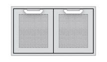 Hestan AGSD36 36-Inch Double Door Storage Cabinet