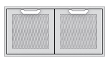 Hestan AGSD42 42-Inch Double Door Storage Cabinet
